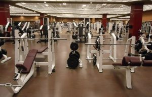 Mold and VOCs in the gyms and fitness centers
